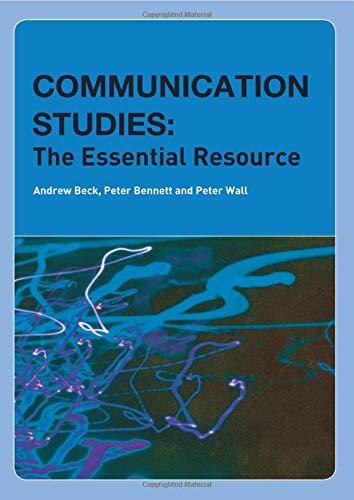 9780415287937: Communication Studies: The Essential Resource