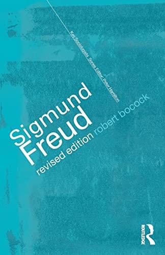 9780415288170: Sigmund Freud (Key Sociologists)