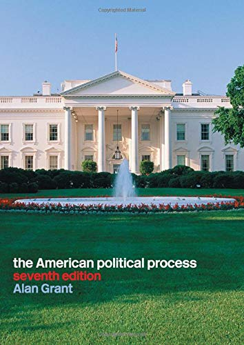 9780415288217: American Political Process (Volume 1)
