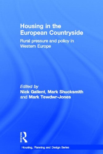 9780415288422: Housing in the European Countryside: Rural Pressure and Policy in Western Europe (Housing, Planning and Design Series)