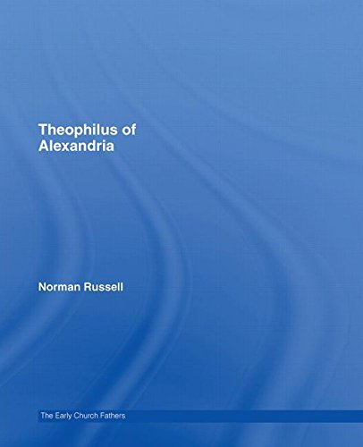 9780415289146: Theophilus of Alexandria (The Early Church Fathers)