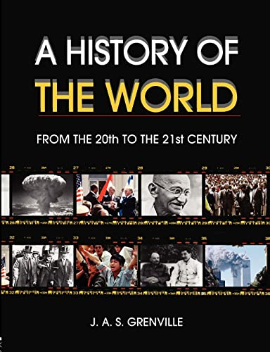 9780415289559: A History of the World: From the 20th to the 21st Century