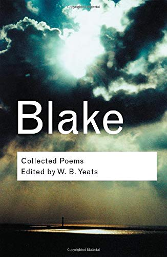 Collected poems.: BLAKE, WILLIAM (ED. W.B. YEATS)