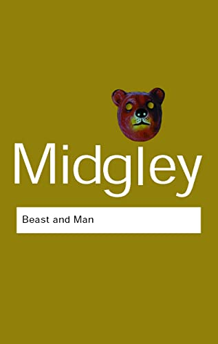 9780415289870: Beast and Man: The Roots of Human Nature (Routledge Classics)
