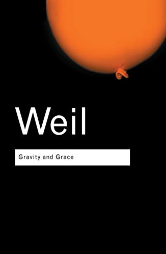 9780415290005: Gravity and Grace (Routledge Classics)