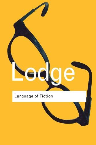 9780415290029: Language of Fiction: Essays in Criticism and Verbal Analysis of the English Novel (Routledge Classics)