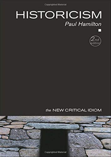 9780415290098: Historicism (The New Critical Idiom)