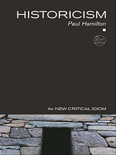 9780415290104: Historicism (The New Critical Idiom)