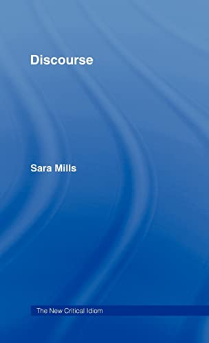 9780415290135: Discourse (The New Critical Idiom)