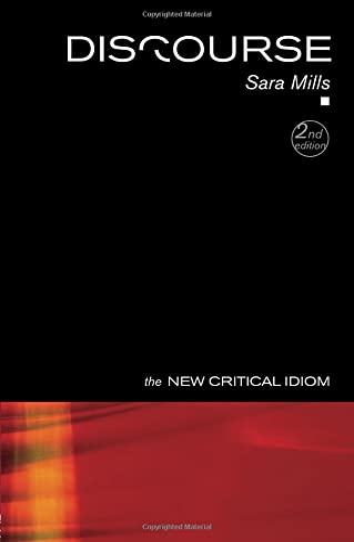 9780415290142: Discourse (The New Critical Idiom)