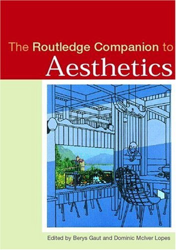 9780415290227: The Routledge Companion to Aesthetics (Routledge Philosophy Companions)