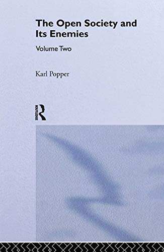 9780415290630: The Open Society and its Enemies: Hegel and Marx (Routledge Classics) (Vol 2)