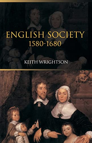 9780415290685: English Society 1580-1680