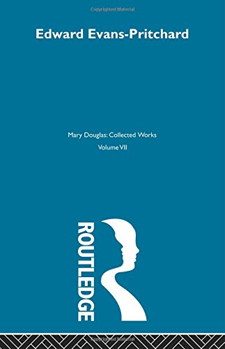 9780415291101: Evans-Pritchard: 7 (Mary Douglas: Collected Works)