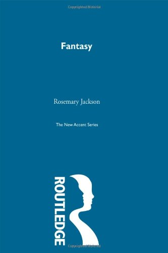 9780415291309: Fantasy (New Accents (Routledge (Firm))) (Volume 10)
