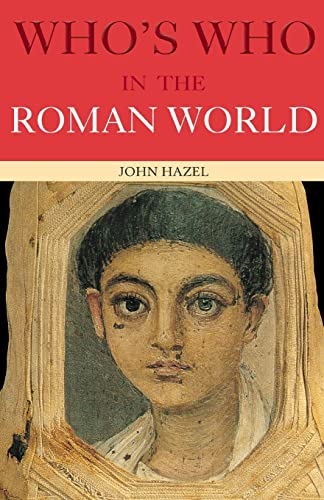9780415291620: Who's Who in the Roman World