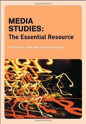 9780415291729: Media Studies: The Essential Resource (Essentials)