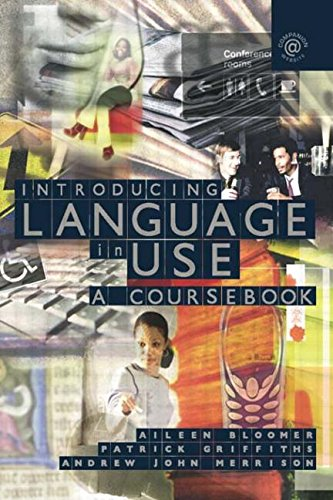 9780415291798: Introducing Language in Use: A Course Book