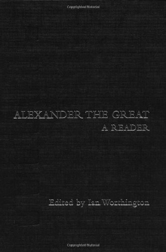 9780415291866: Alexander the Great: A Reader