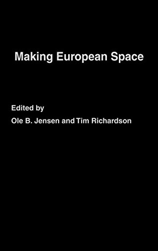 9780415291927: Making European Space: Mobility, Power and Territorial Identity