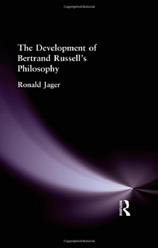 9780415295451: The Development of Bertrand Russell's Philosophy (Muirhead Library of Philosophy) (Volume 19)