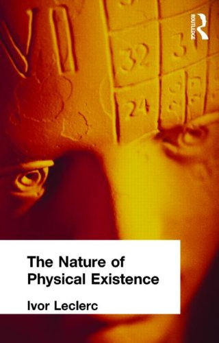 9780415295611: Muirhead Library of Philosophy (95 volumes): The Nature of Physical Existence