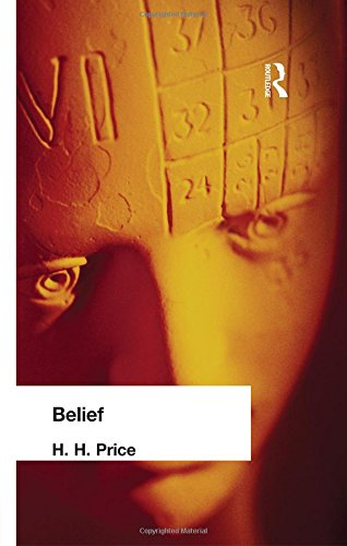 9780415295642: Belief: Gifford Lect Mlp+c-30 (Muirhead Library of Philosophy)