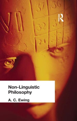 9780415295949: Non-Linguistic Philosophy (Muirhead Library of Philosophy) (Volume 64)