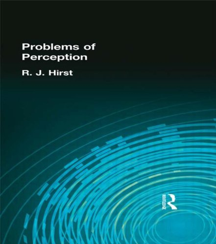9780415296168: The Problems of Perception (Muirhead Library of Philosophy) (Volume 80)