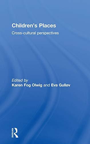 9780415296403: Children's Places: Cross-Cultural Perspectives