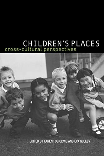 9780415296410: Children's Places: Cross-Cultural Perspectives