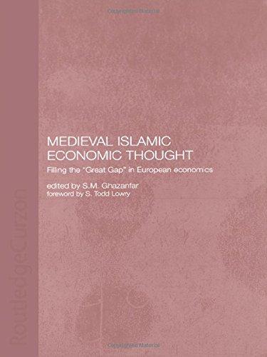 9780415297783: Medieval Islamic Economic Thought: Filling the Great Gap in European Economics (Islamic Studies Series)