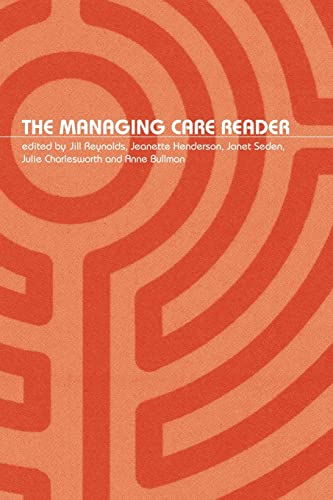 9780415297899: The Managing Care Reader