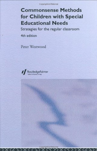 9780415298483: Commonsense Methods for Children with Special Educational Needs