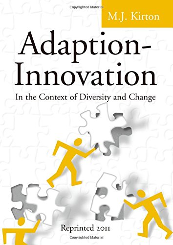 9780415298506: Adaption-Innovation: In the Context of Diversity and Change