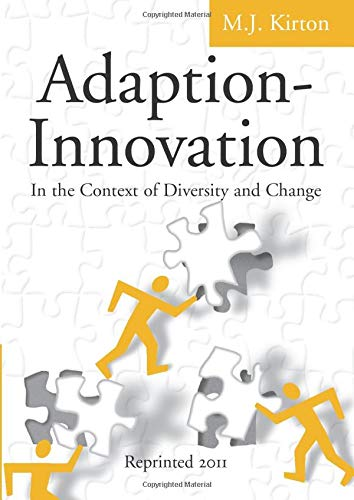 9780415298513: Adaption-Innovation: In the Context of Diversity and Change