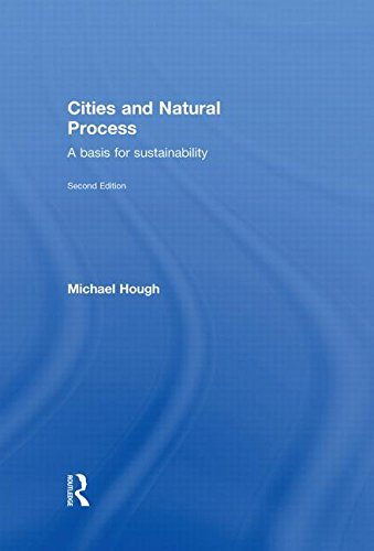 9780415298544: Cities and Natural Process: A Basis for Sustainability
