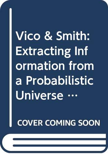 9780415299244: Vico & Smith: Extracting Information from a Probabilistic Universe (Routledge Studies in the History of Economics)