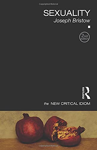 9780415299299: Sexuality (The New Critical Idiom)