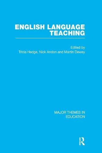 9780415299459: English Lang Teaching V2