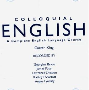 9780415299527: Colloquial English: A Course for Non-Native Speakers