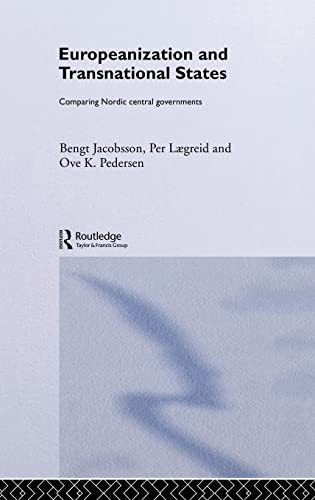 Europeanization and Transnational States: Bengt Jacobsson