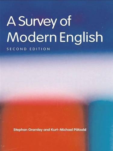 9780415300346: A Survey of Modern English