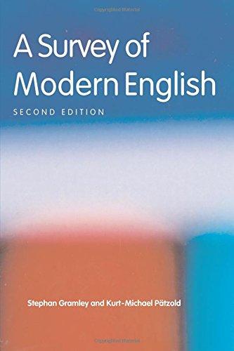 9780415300353: A Survey of Modern English