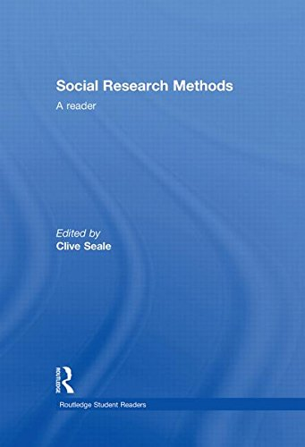 9780415300834: Social Research Methods: A Reader (Routledge Student Readers)