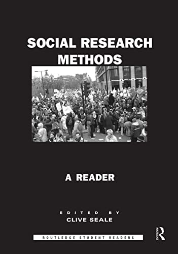9780415300841: Social Research Methods: A Reader (Routledge Student Readers)