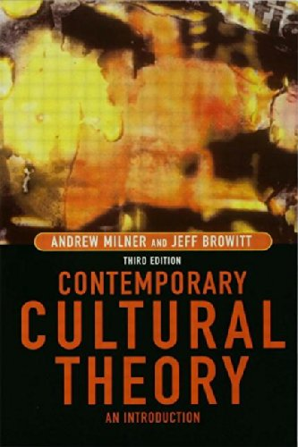 9780415300995: Contemporary Cultural Theory: An Introduction