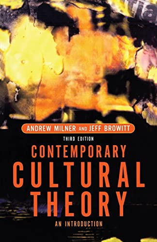 9780415301008: Contemporary Cultural Theory: An Introduction