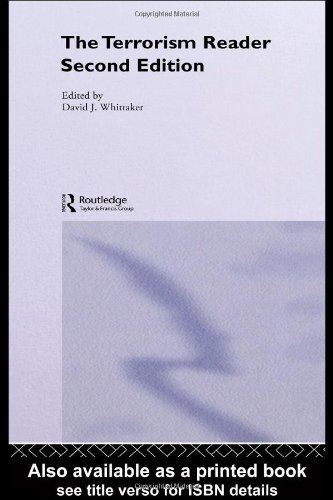 9780415301022: The Terrorism Reader (Routledge Readers in History)