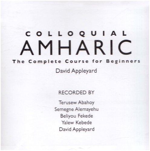 9780415301343: Colloquial Amharic